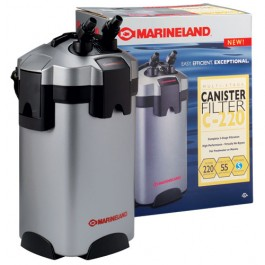 Marineland - Filtro Canister C-220