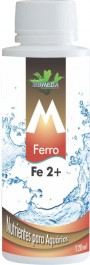 MBreda - Fertilizante Fe 2+ (Ferro) 120ml