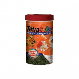 TetraColor Sinking Goldfish Granules - 100g