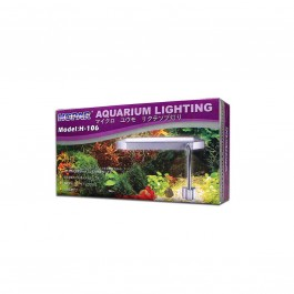 Hopar - Luminária PL Aquarium Lighting H-106 13W (p/nanos)