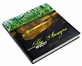 Livro The Amazon below water - Oliver Lucanus