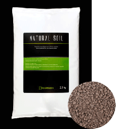 Aquamazon Natural Soil - Substrato Fértil - 5Kg