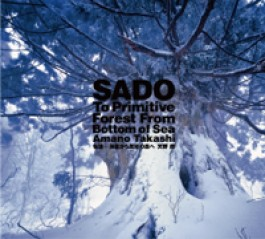"ADA - PhotoBook  ""SADO To Primitive Forest From The Botton of The Sea"" de Takashi Amano"