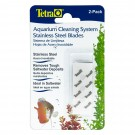 Tetra Aquarium Cleaning System Stainless Steel Blades